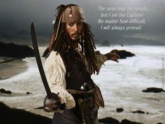 19 Jack Sparrow Quotes about Life and Love