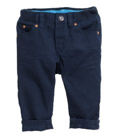 H&M boy Twill Pants (to go with dog sweater) $9.95 6-9 months