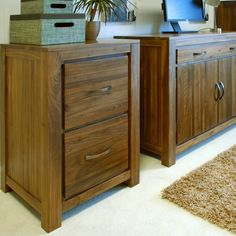 solid walnut hidden home office. Mayan Walnut Three Drawer Filing Cabinet | Office Storage Pinterest Drawers, And Wooden Furniture Solid Hidden Home O
