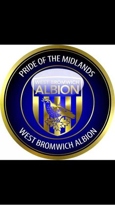 Pride of the Midlands West Bromwich Albion Fc, Pride, Football, Soccer, Futbol, American Football, Soccer Ball