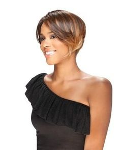 Freetress Equal Invisible Part Synthetic Wig FLASH -LOWEST PRICE EVER!