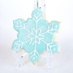 Frozen Snowflake Cookies - 1 doz - Olaf Elsa Anna - Disney Frozen Birthday Cookies on Etsy, $42.50