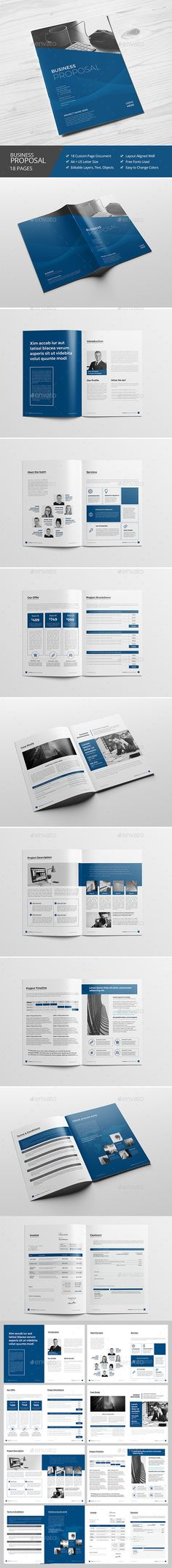 Cloud Sever Proposal Template  Template Proposals And Customize