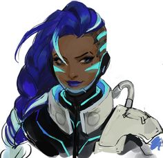 im HELLa gay for this sombra skin im gonna buy it and never take it off