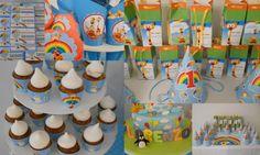 baby tv birthday decorations | Share
