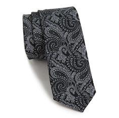 Fancy - Paisley Tie by Topman