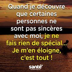 #citations #vie #amour #couple #amitié #bonheur #paix #esprit #santé #jeprendssoindemoi sur: www.santeplusmag.com Plus Belle Citation, French Quotes, Affirmations, Advice, Relationship, This Or That Questions, Life, Inspiration, Quote Life