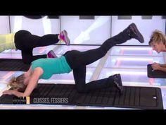 30 min Musculation de la Cuisse et des Fessiers - Renfort musculaire 41 - YouTube