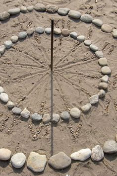 How do you tell time without a watch? Use the sun! This simple activity will show your child how to build his own sundial.