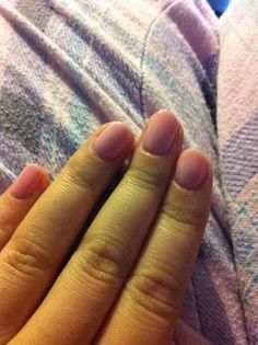 Sensationail - Pink chiffon
