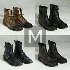 Boots by MENSWR http://www.menswr.com/outfit/124/ #beautiful #followme #fashion #class #men #accessories #mensclothing #clothing #style #menswr #quality #gentleman #menwithstyle #mens #mensfashion #luxury #mensstyle #boots