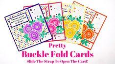 Fancy Fold Cards, Folded Cards, Birthday Card Design, Birthday Cards, I Am Blue, Craft Stash, Card Making Tips, Step Cards, Card Tutorials