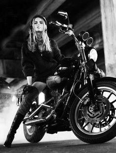 Sorry, Busty redhead biker babes