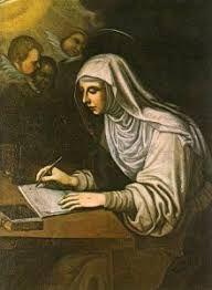 Znalezione obrazy dla zapytania Catalina de Siena