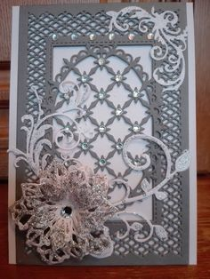 heart borderline lace metal cutting dies stencil scrapbook album embossing HC