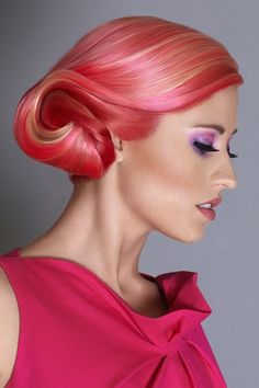 30 Ideas For Retro And Sexy Hairstyle