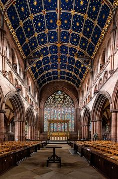 Anglican Cathedral of Carlisle, Cumbria, England Cathedral Architecture, Amazing Architecture, Art And Architecture, Synagogue Architecture, Anglican Cathedral, Cathedral Church, Carlisle Cumbria, Shopping Mall Interior, Visit Yorkshire