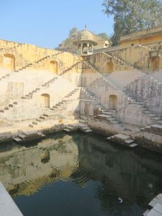 "Thirty years ago on my first of many visits to India, I saw a form of architecture entirely unknown to me. Called a ""stepwell"" (but known throughout India by many other names including ""vav"" and ""baoli""). I was stunned after peering over a low stone wall to find the ground disappear beneath me."