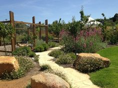 Photo Gallery - Schools and Children's Gardens - Laidlaw & Laidlaw Design Landscape Architects
