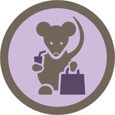 Daze's Badges - Mall Rat - foursquare