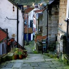 18 British Villages You Should Run Away To - Staithes, North Yorkshire, UK