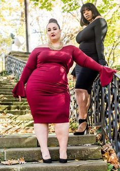#DOPEatAnyHeight: Plus Size Holiday Dresses - readytostare.com