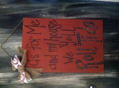 $25 Roll Tide sign! --- MINE!!! Oooo I need this!