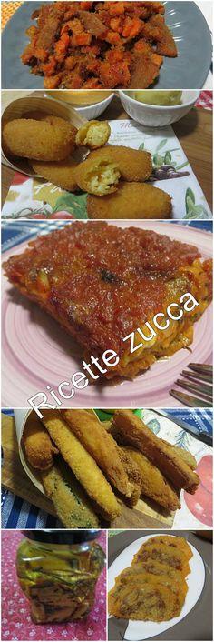 Ricette con la zucca, gustose e facili da fare ! #zücca #ricettezucca #ricettegustose