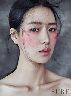 "Lim Ji Yeon Shows Her Rosy Cheeks Off with ""SURE"" Photoshoot 