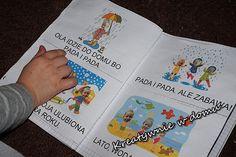 nauka czytania metodą sylabową Montessori, Homeschool, Education, Toys, Baby, Speech Language Therapy, Activity Toys, Toy, Infants