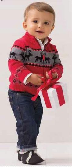 52 best Christmas Outfits for Boys images on Pinterest in 2018 ...