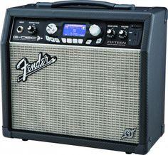Fender G-DEC 3 Fifteen Guitar Combo Amplifier Watts, - Show de bola! Disney Renaissance, Dj Gear, Home Studio Music, Fender Guitars, Music Guitar, Musical Instruments, Amp, 2000s, Polyvore