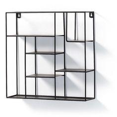 Etagere Nils Carre La Forma In 2019 Shelves Wall Shelves