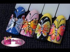 ❤ Мастер-класс нарядная бабочка со стразами в стиле Diamond Painting❤