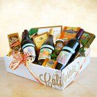 Classic Three Amigos Gift Box by California Delicious