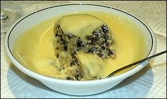 Spotted Dick--  **damn you British measurements and shredded suet!!**
