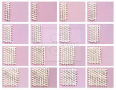 Sweet Ambs tutorial on basket weaving