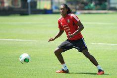 Joel Huiqui (defensa)-Seleccionado para la Copa Oro