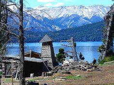 Isla Victoria, San Carlos de Bariloche, Rio Negro, Argentina.
