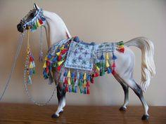 CM Breyer or Peter Stone Arabian costume set 381 - Peter Stone Arabian