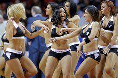 NBA dancers- MIAMI HEAT