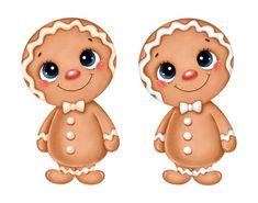 Christmas Templates, Christmas Clipart, Christmas Greeting Cards, Christmas Printables, Christmas Rock, Christmas Gingerbread House, Christmas Crafts, Gingerbread Cookies, Christmas Paintings