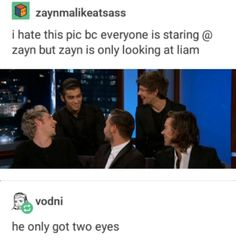 Zayn Malik and Liam Payne #ziam