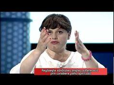 """Niculina Gheorghiță invitată la """"Doctor H"""" - Să învățăm să fim conștienț. Inspirational, Youtube, Youtubers, Youtube Movies"""