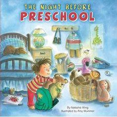 Six Great Back to School Preschool/Kindergarten Books for Boys AND Girls!