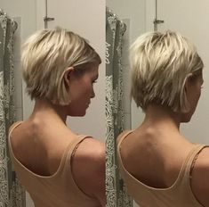 Krista Fowles- great hair