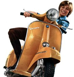 Look for a Vespa Sprint or a Sprint Veloce
