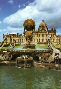 Castle Howard - North Yorkshire - England