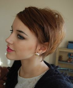 Hairstyles for Short Hair 2012 | Short Hairstyles