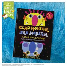 Monsters have feelings, too...just like you! Buy the book here: http://amzn.to/2yb2Ni1